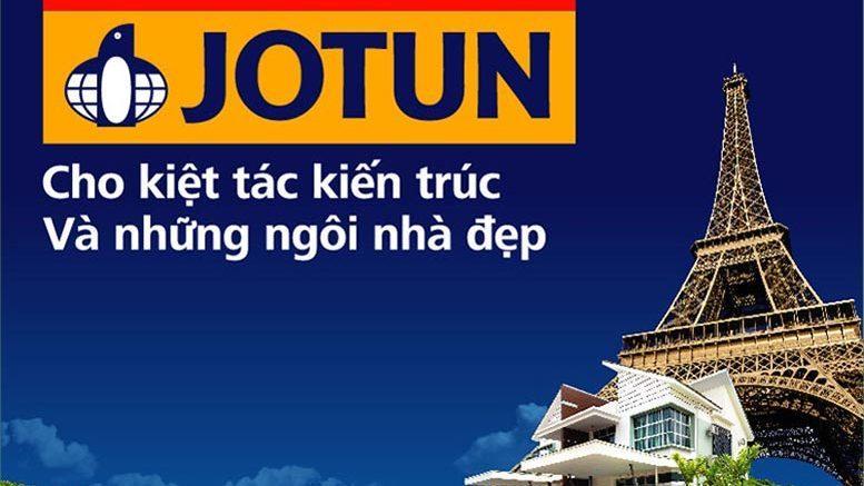 báo giá Sơn jotun - Sơn jotun giá rẻ