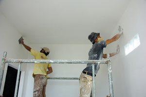 tự sơn nhà thật đơn giản